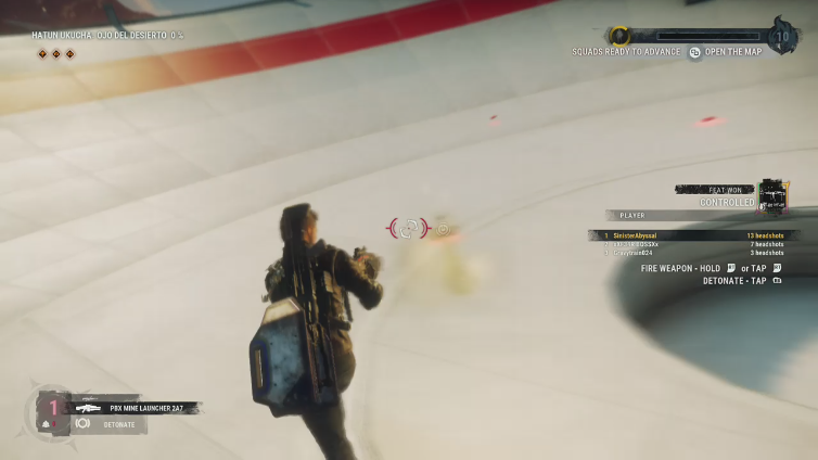 SinisterAbyssal playing Just Cause 4
